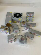 Large Lot Of Compact Automation Products Pneumatic Air Cylinders See Photos