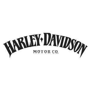 Harley Davidson Motorcycle Logo Motorsport Rear Window Decal Bumper Sticker