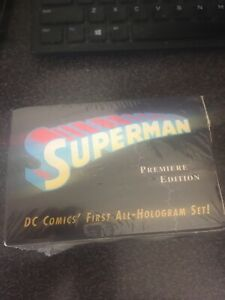 1996-SKYBOX-SUPERMAN-HOLO-PREMIERE-EDITION-RETAIL-BOX-36-PACKS-FACTORY-SEALED