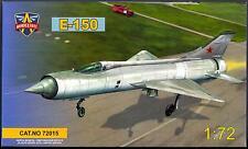 Modelsvit Models 1/72 MIKOYAN E-150 Soviet MiG-21 Fighter Project