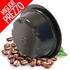 100 CAPSULE CIALDE caffè compatibili LAVAZZA A MODO MIO aroma INTENSO