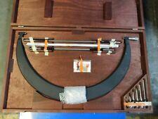 Starrett Interchangeable Anvil Micrometer 24 To 30 Range 52996