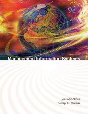 Management Information Systems O'Brien, James, Marakas, George Hardcover