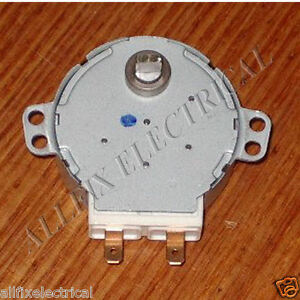 Image Is Loading Sharp Microwave Oven Turntable Motor Part Ttm468