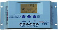 P30L LCD 30A Solar Panel Regulator Charge Controller 12V 24V 390W 780W
