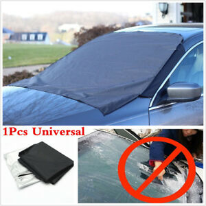 Car Protector Cover Screen Windscreen Window Ice Snow For MINI COUPE 11-ON