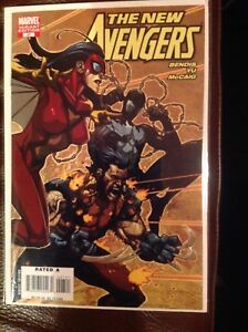 NEW-AVENGERS-27-FIRST-HAWKEYE-AS-RONIN-1-in-50-YU-RETAILER-VARIANT-MARVEL