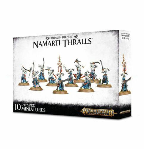 Age of Sigmar New Games Workshop Namarti Thralls