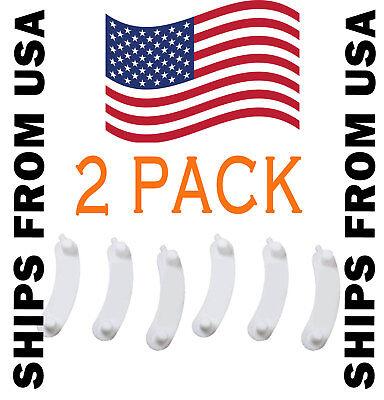 Genuine OEM Whirlpool Kenmore Washer Wear Pads 285744 WP285744