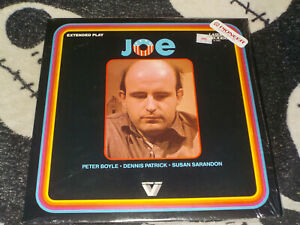 Joe-Laserdisc-Ld-Fabbrica-Shrink-Peter-Boyle-Susan-Sarandon-Ordini