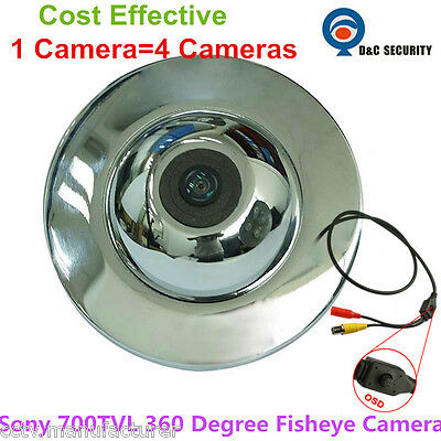 Ricom Extra Wide-angle Fisheye 2.1MM Lens
