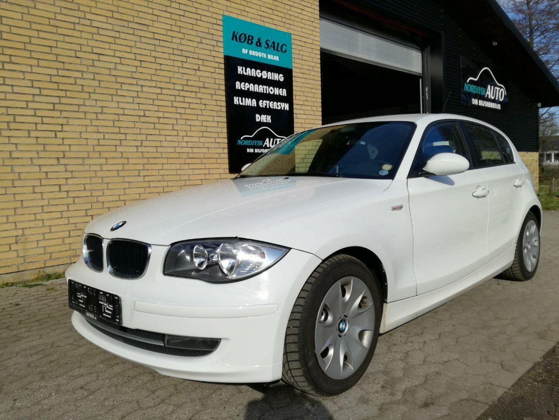 BMW 118d 2,0 Advantage 5d