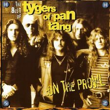 On The Prowl-Best Of - Tygers Of Pan Tang (1999, CD NIEUW)