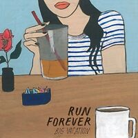 Run Forever - Big Vacation [new Vinyl] on Sale