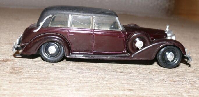 Z2 RIO  Mercedes Cabrio 1937
