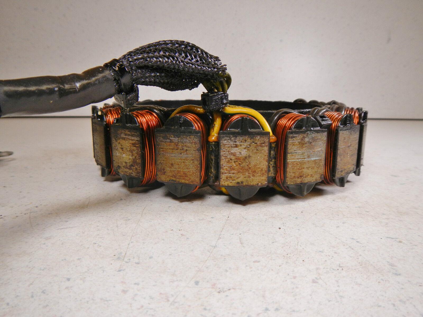99 Omc Evinrude 115 Stator Ladesystem Lichtmaschine Generator Ladesystem Stator 9c1f92