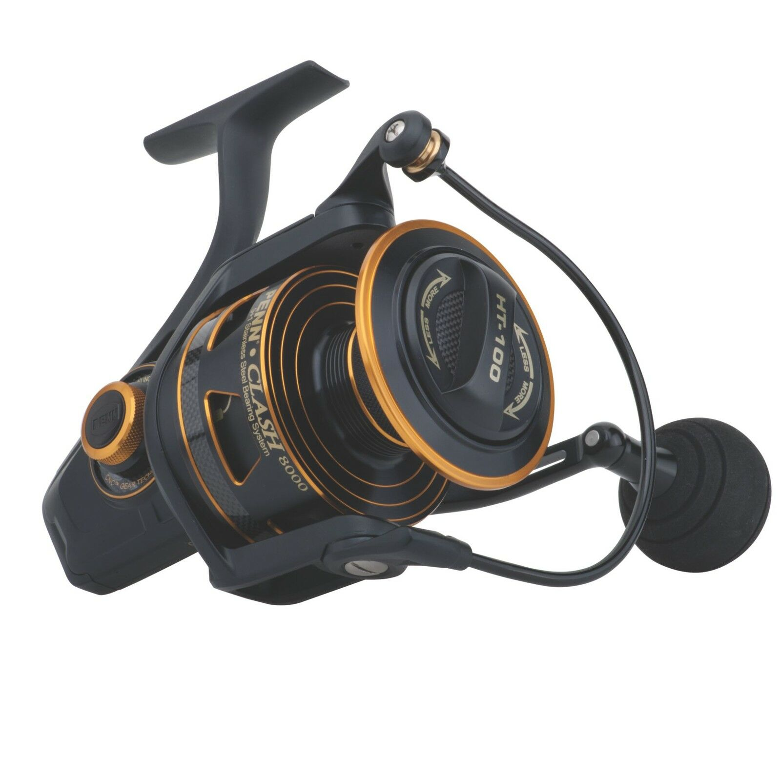 PENN CLASH FIXED SPOOL REEL