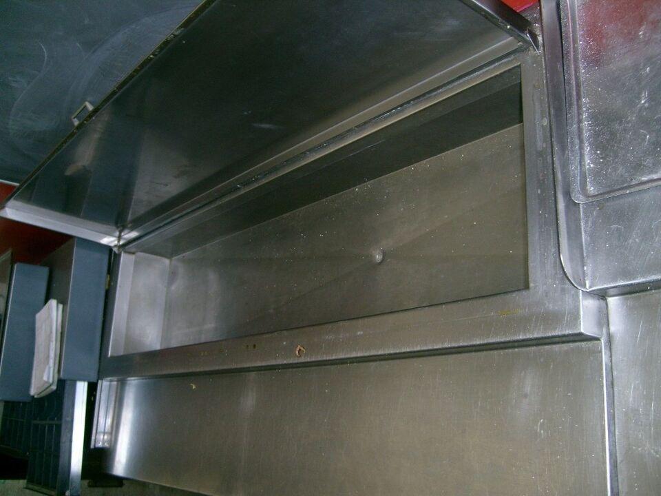 Køleskab industri til bakker - Storkøkken, slagter