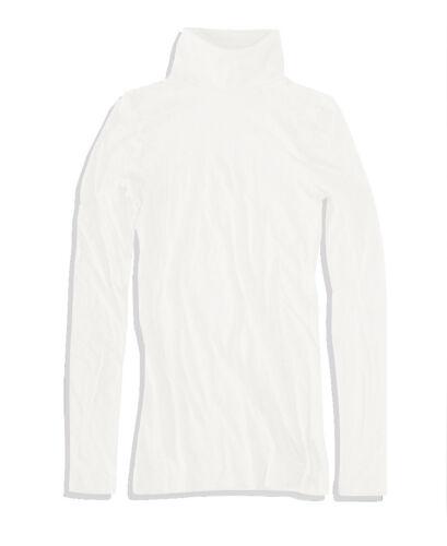Tessuto Cotton Donna Factory Etichetta Avorio L J 100 crew Nuova Con zvEnaqw1xO