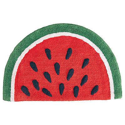 NEW Watermelon Bath Mat Measures: 50cm x 80cm