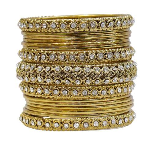 Indian Bollywood Designer Bridal Bangle//Kada Set Wedding Wear Costume Jewelry