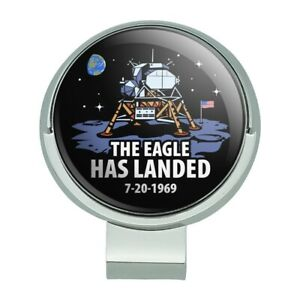 NASA Apollo 11 The Eagle Has Landed Moon Landing Bicycle Handlebar Bike Bell