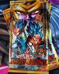 Carte-Dragon-Ball-Z-DBZ-IC-Carddass-Part-2-BT2-Booster-x1-BANDAI-2015