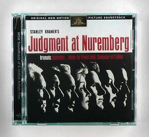 Judgment-at-Nuremberg-Film-Soundtrack-by-Ernest-Gold-CD-Album-RCD-10723