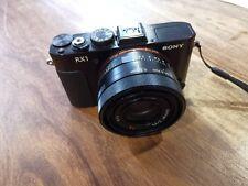 Sony Cyber-shot DSC-RX1 24.3 MP Digitalkamera - Schwarz