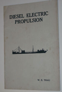Pictures To Have A Long Historical Standing Boats & Ships Transportation Fine Vintage 1920s Westinghouse Diesel Electric Propulsion For Ships Guide