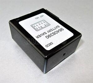 Battery saver chevrolet