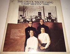 The Chuck Wagon Gang. Camp Merton' Time Classic Gospel LP