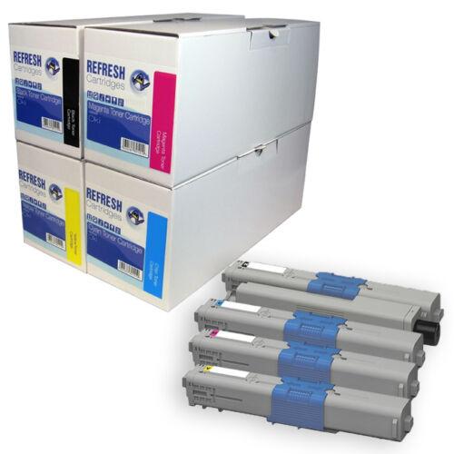 Refresh Kartuschen 4497353 Toner Kompatibel mit Oki Drucker