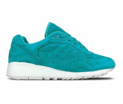 Saucony Men/'s SHADOW 6000 SUEDE Shoes Emerald S70222-5 a