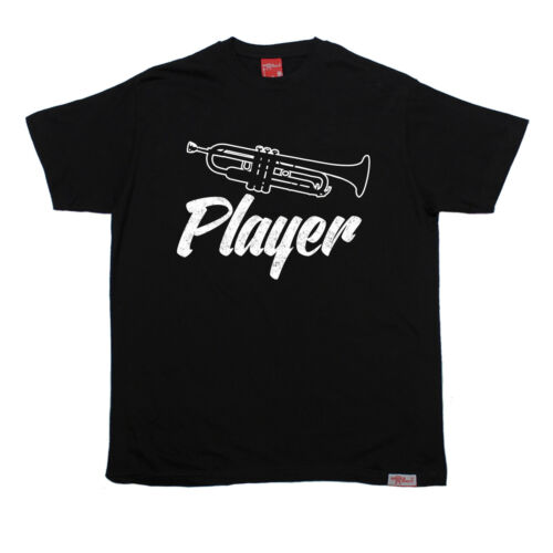 Trumpet Player Banned Member T-shirt Thé Birthday Poison Group Brass instrument