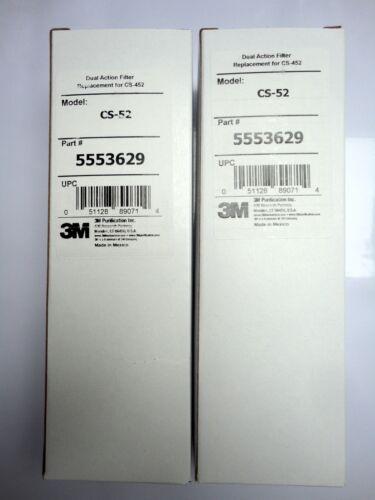2 Pack Siemens 3M CS-52 CS-452 640565 5536 Filtro Acqua per Frigorifero 29 5586605