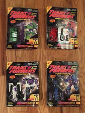 Transformers Generation 2 Decepticon 4 of the 5 Hasbro 1993