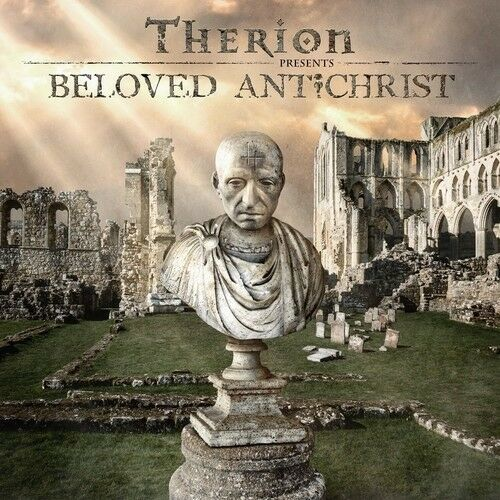 Therion Beloved Antichrist New CD (3 Discs)