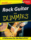 Rock Guitar For Dummies by Jon Chappell (Paperback, 2001)