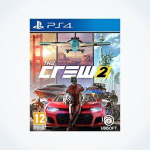THE-CREW-2-sur-PS4-Neuf-Sous-Blister-Version-FR
