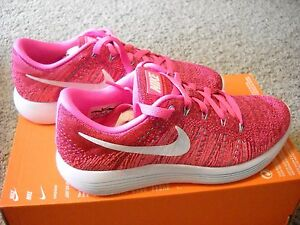 a0a019cc0316e Nike Lunarepic Low Flyknit Pink Blast White Clear Jade (843765 601 ...