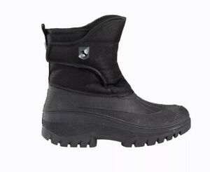 Horze-Stable-Boots-PRO-Black-Rhythms-of-Riding-EUR-35-Womens-US-4-5-NWT