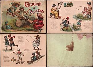 GIOCHI-ILLUSTRATO-A-COLORI-GIUOCHI-E-PASSATEMPI-PARAVIA-TITO-GIRONI-039-900-L4554