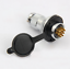 Aviation Plug GX25 M25 Disc Flange Female+Male 2//3//4//5//6//7//8//9//10//12Pin Contacts