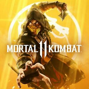 Mortal-Kombat-11-STEAM-PC-READ-DESCRIPTION