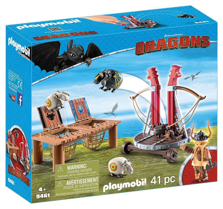 CJ9461 Bocón lanzaovejas 9461 playmobil playmobil playmobil Como entrenar tu dragón ceae88