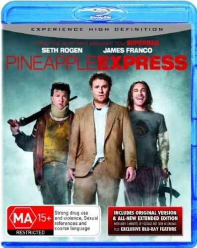 1 of 1 - Pineapple Express (Blu-ray, 2008) NEW & SEALED