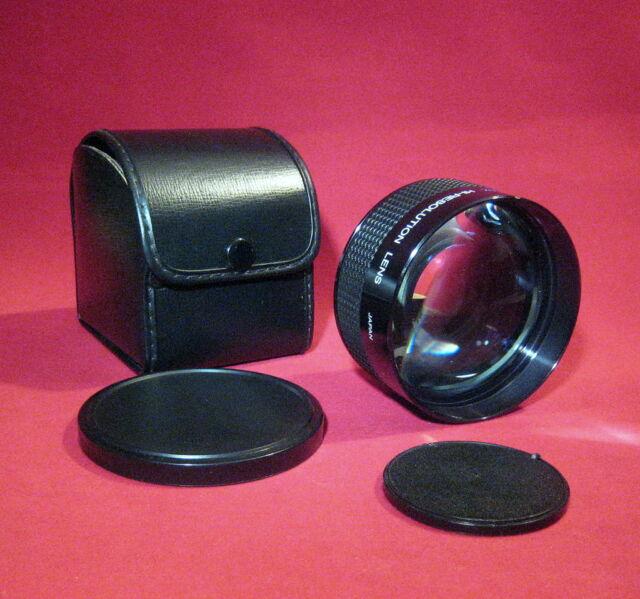 AMBICO Video V-0313 Telephoto 2.OX HI-Resolution Lens.