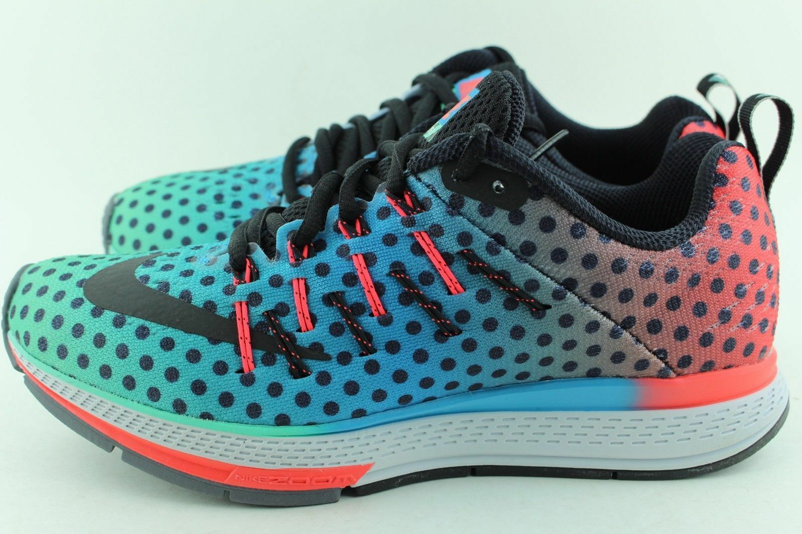 NIKE WOMAN AIR ZOOM ELITE 8 101 LACTIC ACID PACK SIZE 6.0 NEW RUNNING RARE