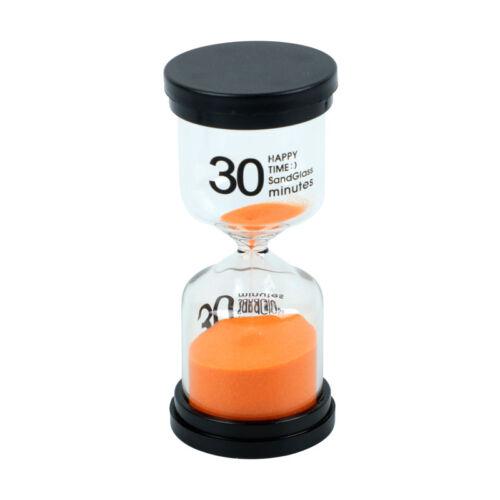 10//15//30 Minutes Sand Timer Hourglass Sandglass Clock Timer Kid Gifts Home Decor